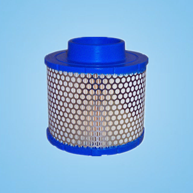 Round Low Resistance Aftermarket Air  99.9% Efficiency For Atlas C17100