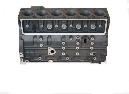 Diesel engine cylinder block Diesel engine parts engine cylinder block Cummins 6BT 6D102 for truck