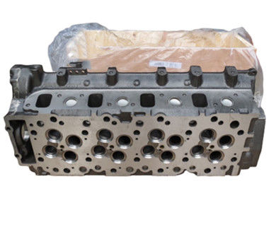 Cast Iron Auto Engine Parts Excavator Cylinder Head Replacement Complete Assembly For Isuzu 4HK1